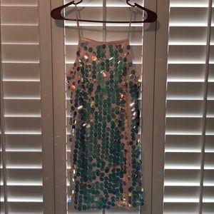 Sequin Forever 21 Dress